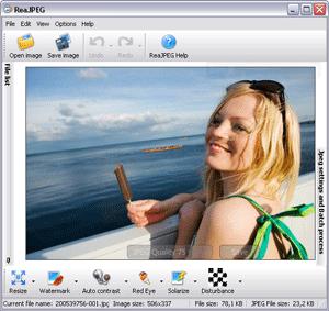 ReaJPEG Pro Screenshot