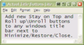 Actual Title Buttons Lite 1