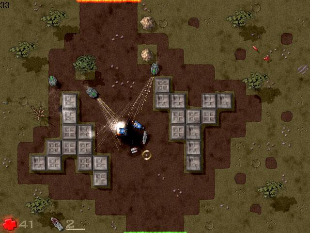 Wastelands Screenshot 1
