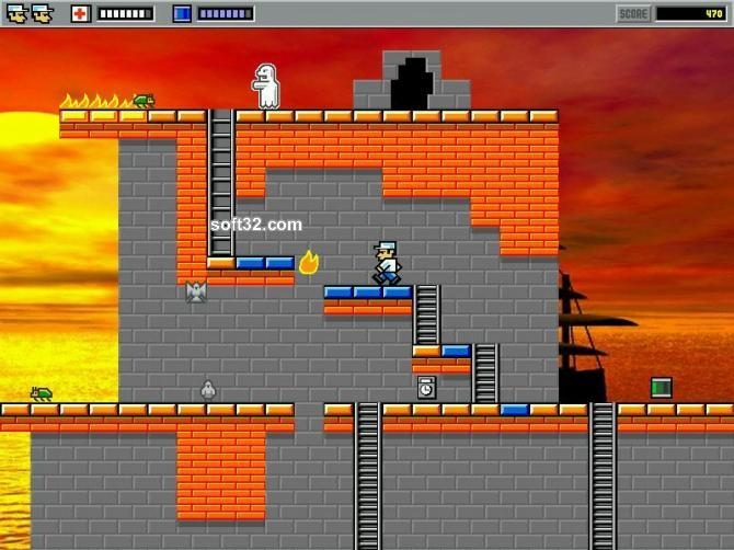 Amazing Brickman Screenshot