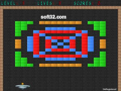 Bricks Destroyer Screenshot