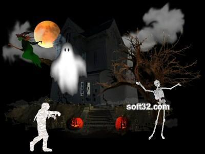 Coolscreams A Halloween Screensaver Screenshot 2