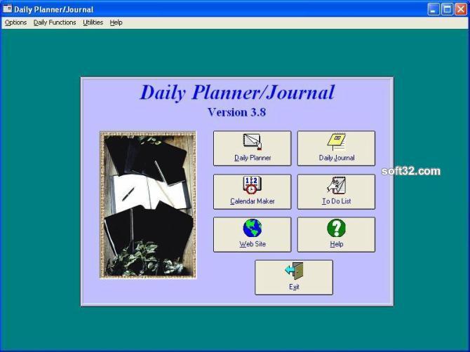 Daily Planner Journal Screenshot 2