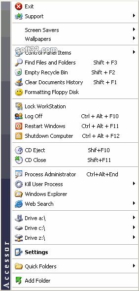 Accessor Screenshot 2