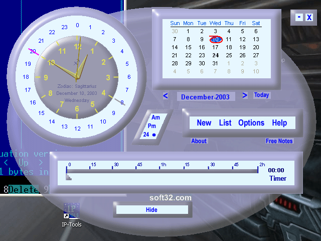 Alarm Master Plus Screenshot 3