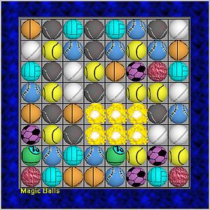 Magic Balls Screenshot 1