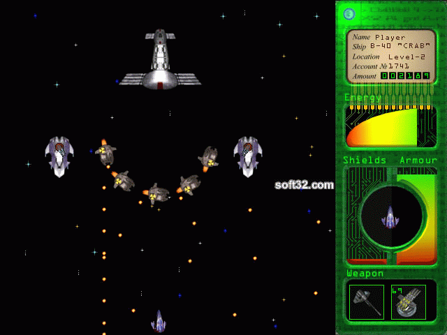 Devastator Screenshot 1