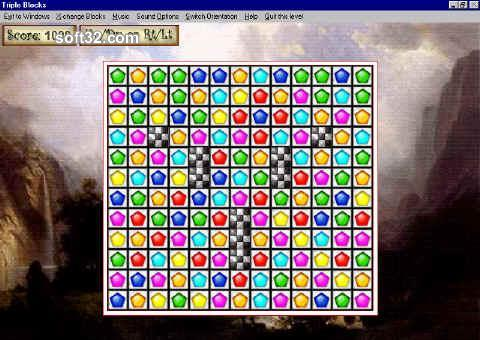 Triple Blocks Screenshot 1
