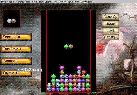 Falling Balls Screenshot