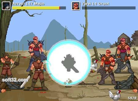 Majinwar: The Evil Secret Screenshot 3