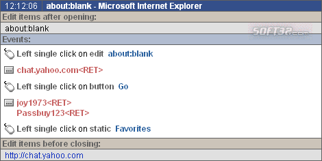 PC Activity Monitor Net (PC Acme Net) Screenshot 3