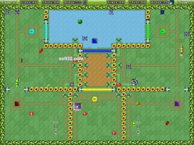 Battle Snake Screenshot 2
