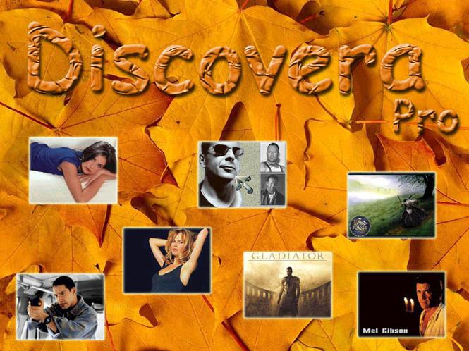 Discovera Pro Screenshot