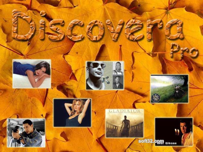 Discovera Pro Screenshot 3