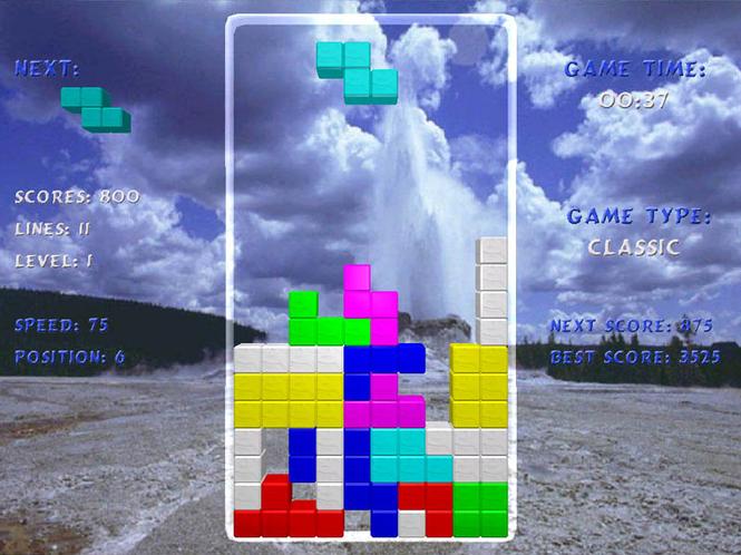 Tetris Arena Screenshot 1