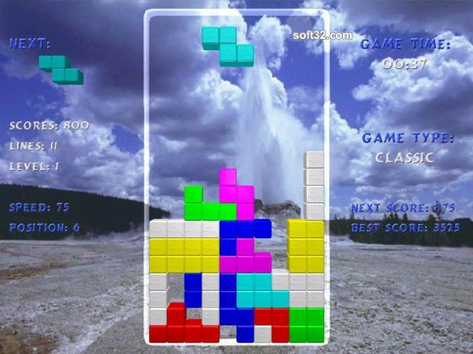 Tetris Arena Screenshot 2