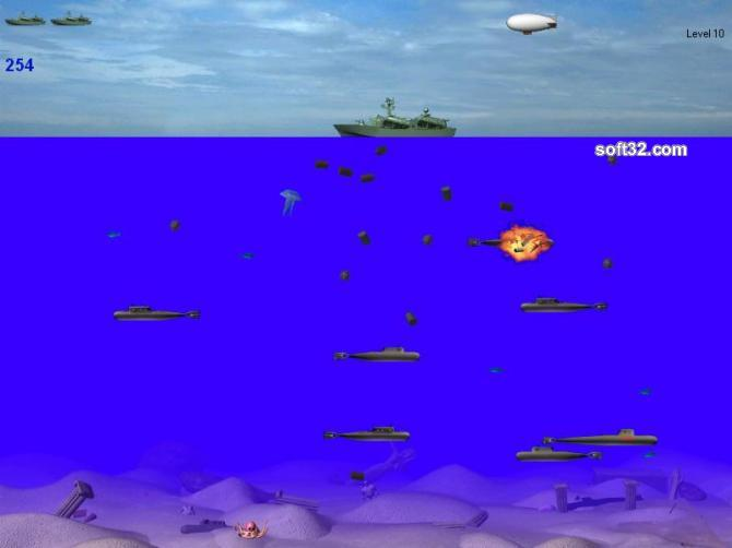 SubmarineS Screenshot 2