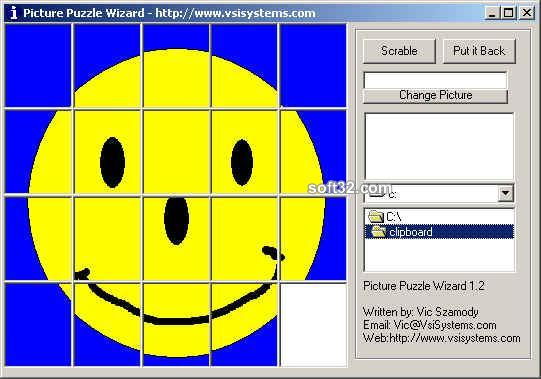 Picture Puzzle Wizard Screenshot 3