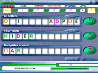 5 Star Word Engine Screenshot 1