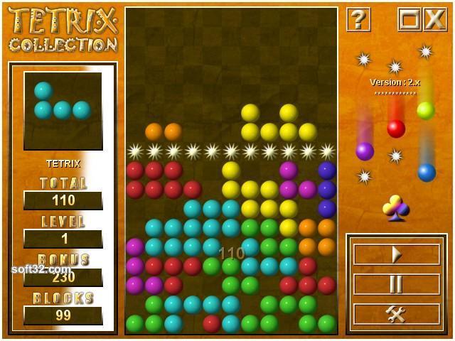 2M Tetrix Collection Screenshot 2