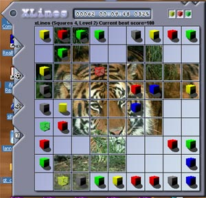 xLines Screenshot 1