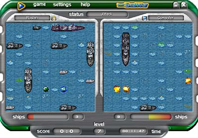 SeaWar Screenshot