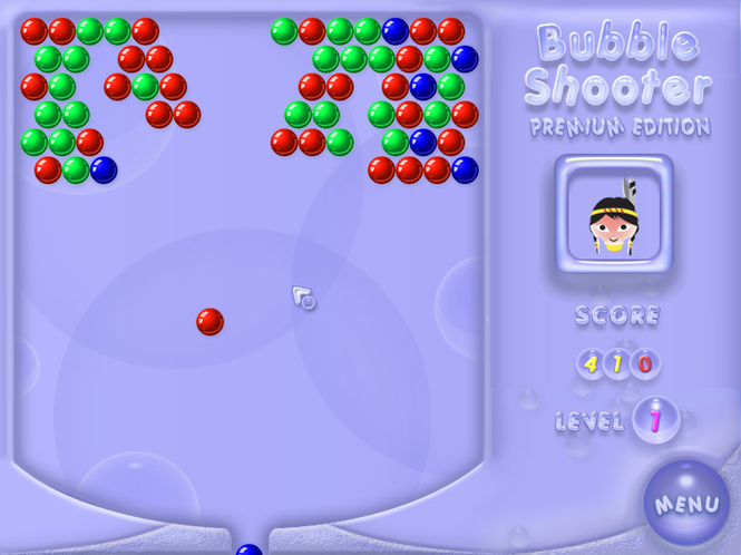 Bubble Shooter Screenshot 2