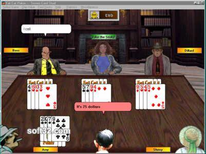 Fat Cat Poker Screenshot 3