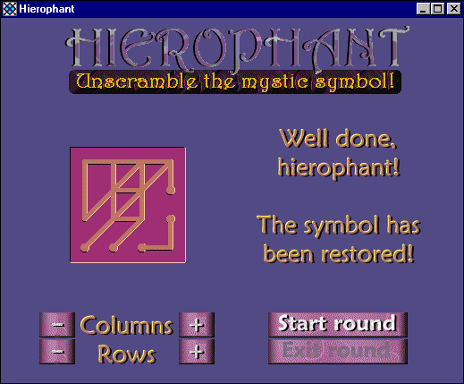 Hierophant Screenshot