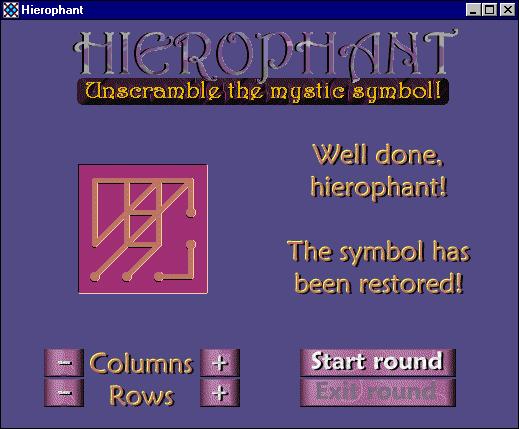 Hierophant Screenshot 1