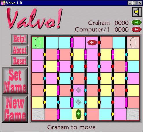 Valvo Screenshot