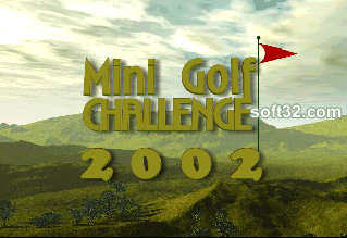 Mini Golf Challenge 2002 Screenshot 2