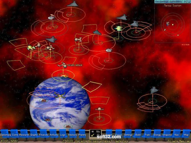 Starships Unlimited Screenshot 3
