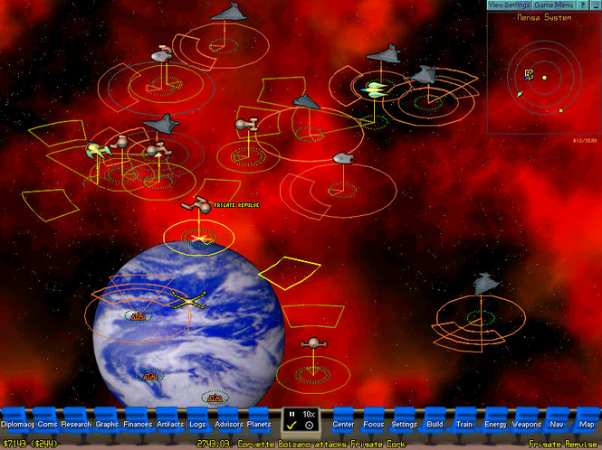 Starships Unlimited Screenshot