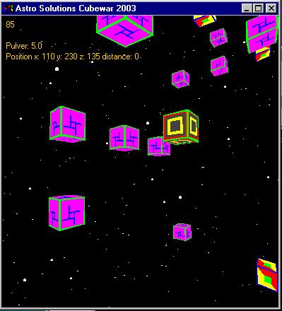 Cubewar2003 Screenshot