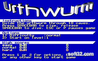 UrthWurm Screenshot 3