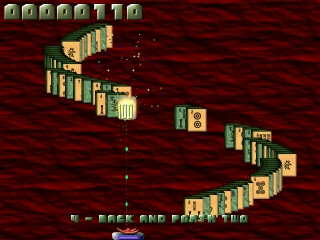 Arcade Mah Jongg Screenshot 1