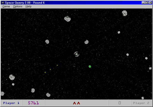 Space Quarry Screenshot