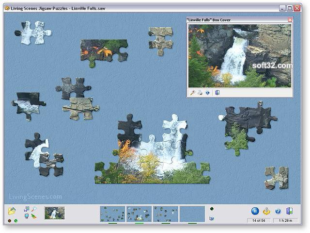 Living Scenes Jigsaw Puzzles Screenshot 2