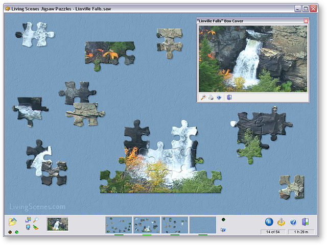 Living Scenes Jigsaw Puzzles Screenshot 3