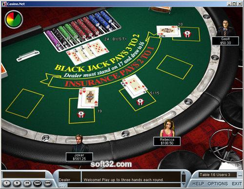 Casino.Net Screenshot 3