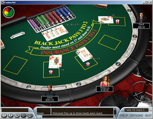 Casino.Net Screenshot 2