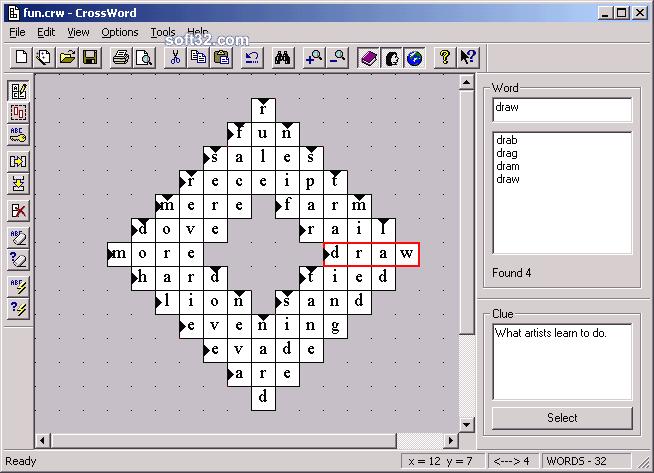 CrossWord Screenshot 3