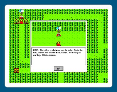 Winged Warrior II Screenshot 1