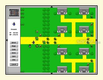 QuadQuest Screenshot 2