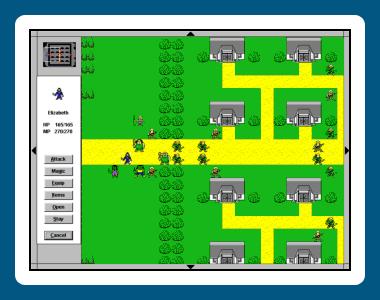 QuadQuest Screenshot 1