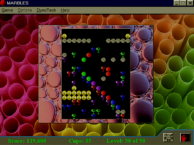 Marbles1 Screenshot