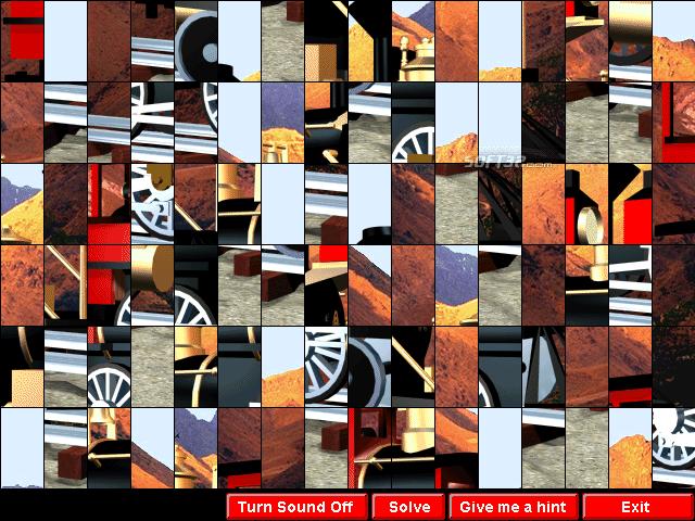 Animated Puzzles Screenshot 3