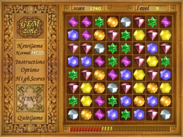 Gem Zone Screenshot