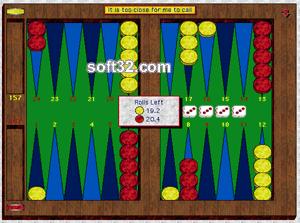 David's Backgammon Screenshot 3